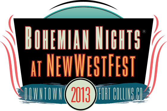 Bohemian Nights New West Fest 2013 LOGO