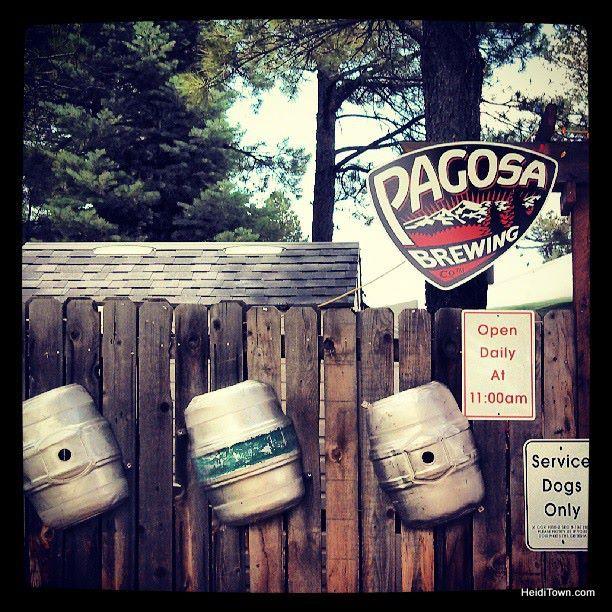 Pagosa Springs Brewery Tour