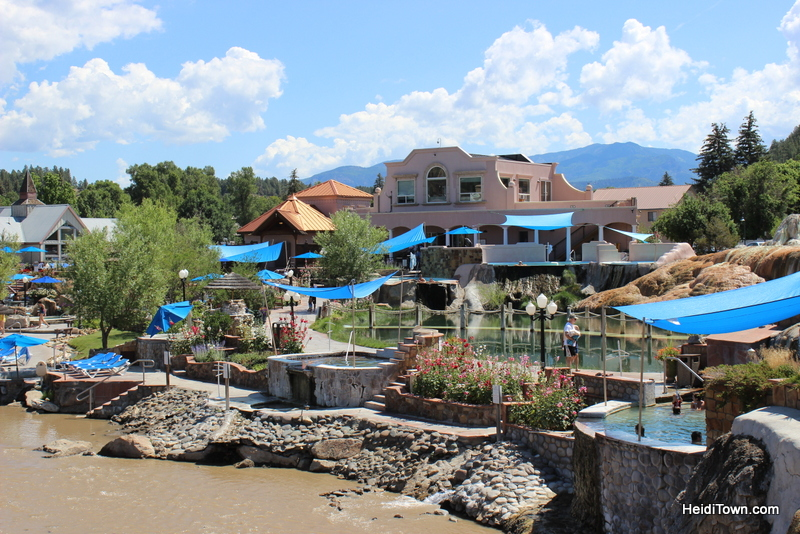 The Springs Resort in Pagosa Springs, Colorado. HeidiTown.com