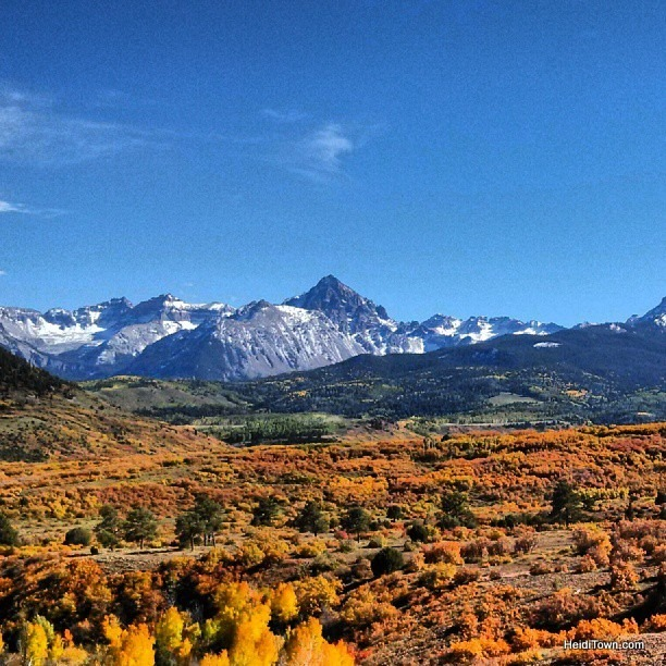 A Fall Trip To Telluride Colorado Capture On Instagram