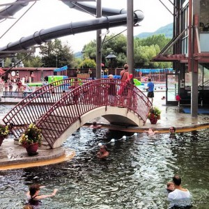 Old Twn Hot Springs in Steamboat Springs, Colorado. HeidiTown.com