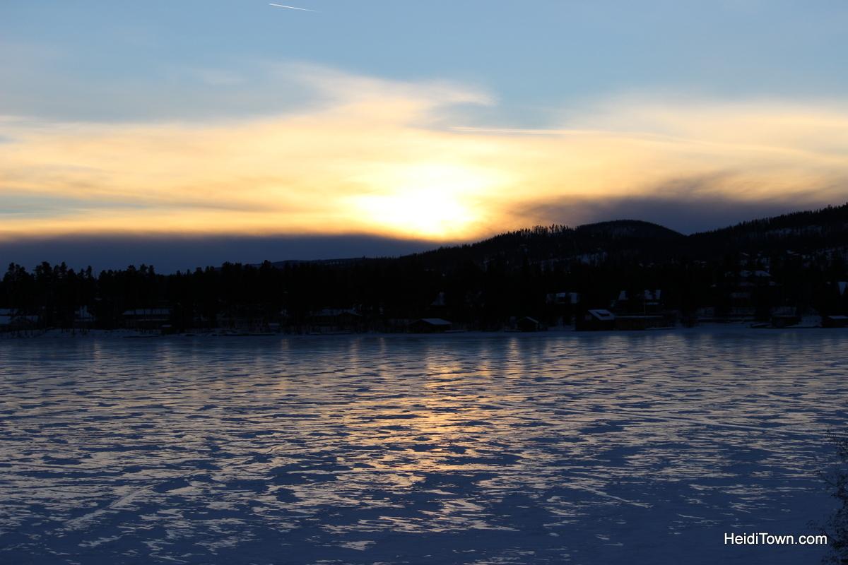 Ice fishing in grand lake colorado heiditown for Grand lake colorado fishing