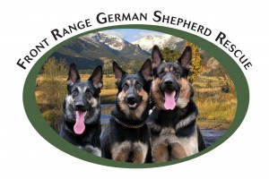 Front Range German Shepherd Rescue LOGO