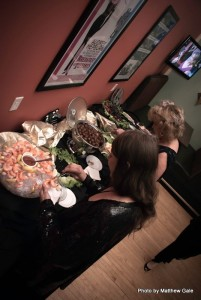 Oscar Party buffet at The Kress in Greeley, CO. Photo by Matthew Gale.