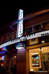 The Kress Cinema & Lounge in Greeley, CO. Photo by Matthew Gale.