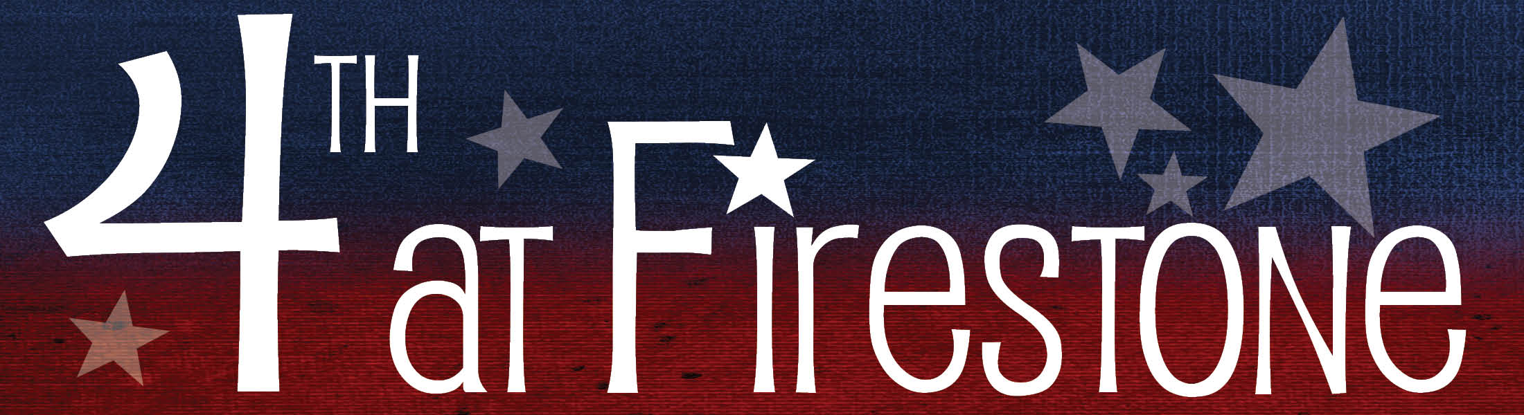 Firestone 4th of July Logo