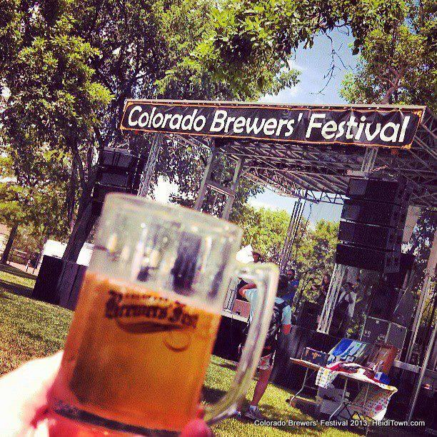 Denver Big Air Event Heiditown: Featured Festival: 25th Colorado Brewers' Fest