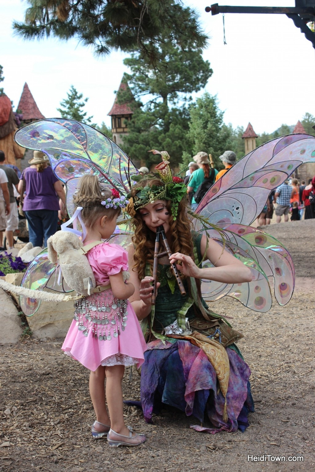 Twig the fairy at Colorado Renaissance Festival. HeidiTown.com (2)
