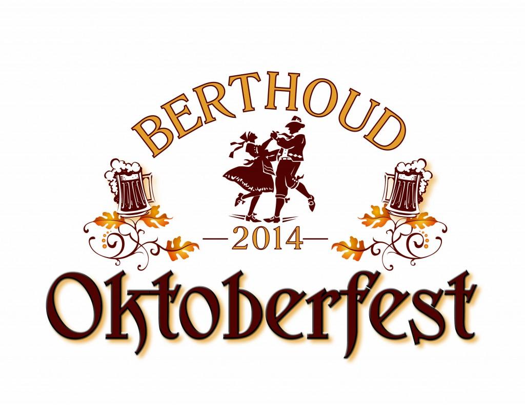 Berthoud Oktoberfest Logo 2014
