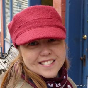 Heidi Kerr-Schlaefer in Manitou Springs, Colorado. HeidiTown.com