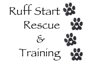 Ruff Start Rescue & Training LOGO