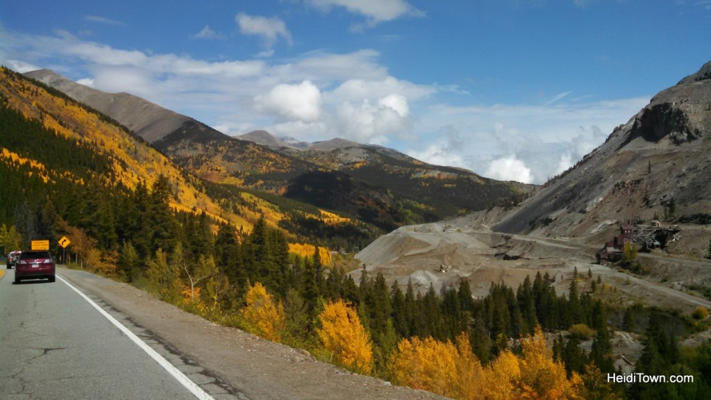 Monarch Pass on September 21, 2014. HeidiTown.com