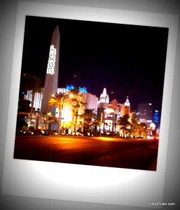 Luxor on the Vegas strip. HeidiTown.com