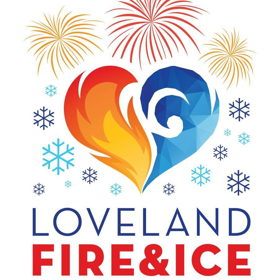 Loveland Fire & Ice Festival Logo
