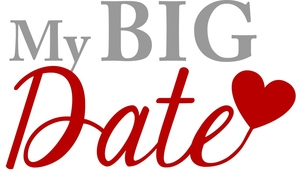 My Big Date logo
