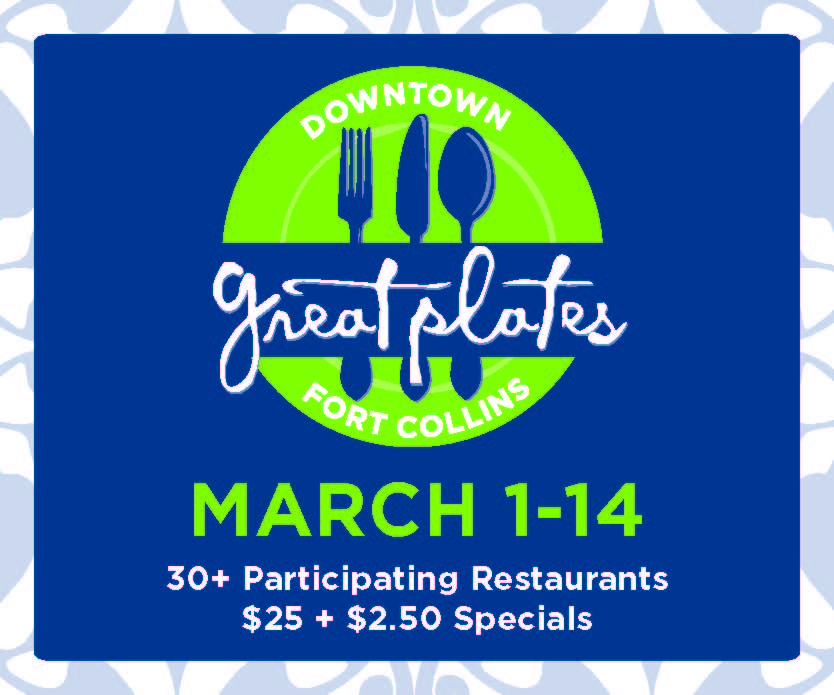 Great Plates logo Fort Collins 2015