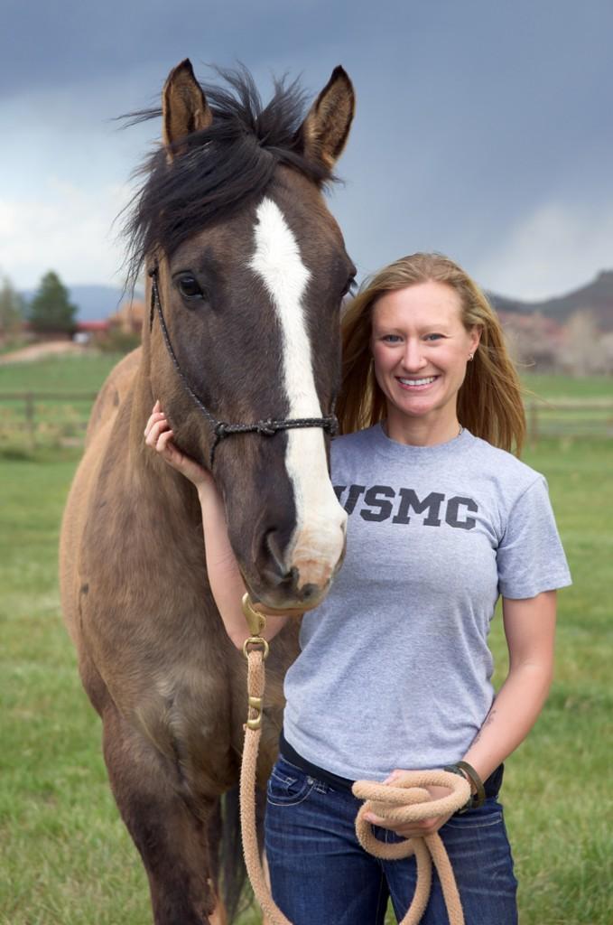 Hearts & Horses Heroes Program. HeidiTown.com