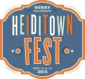 HeidiTown FEst 2015 logo