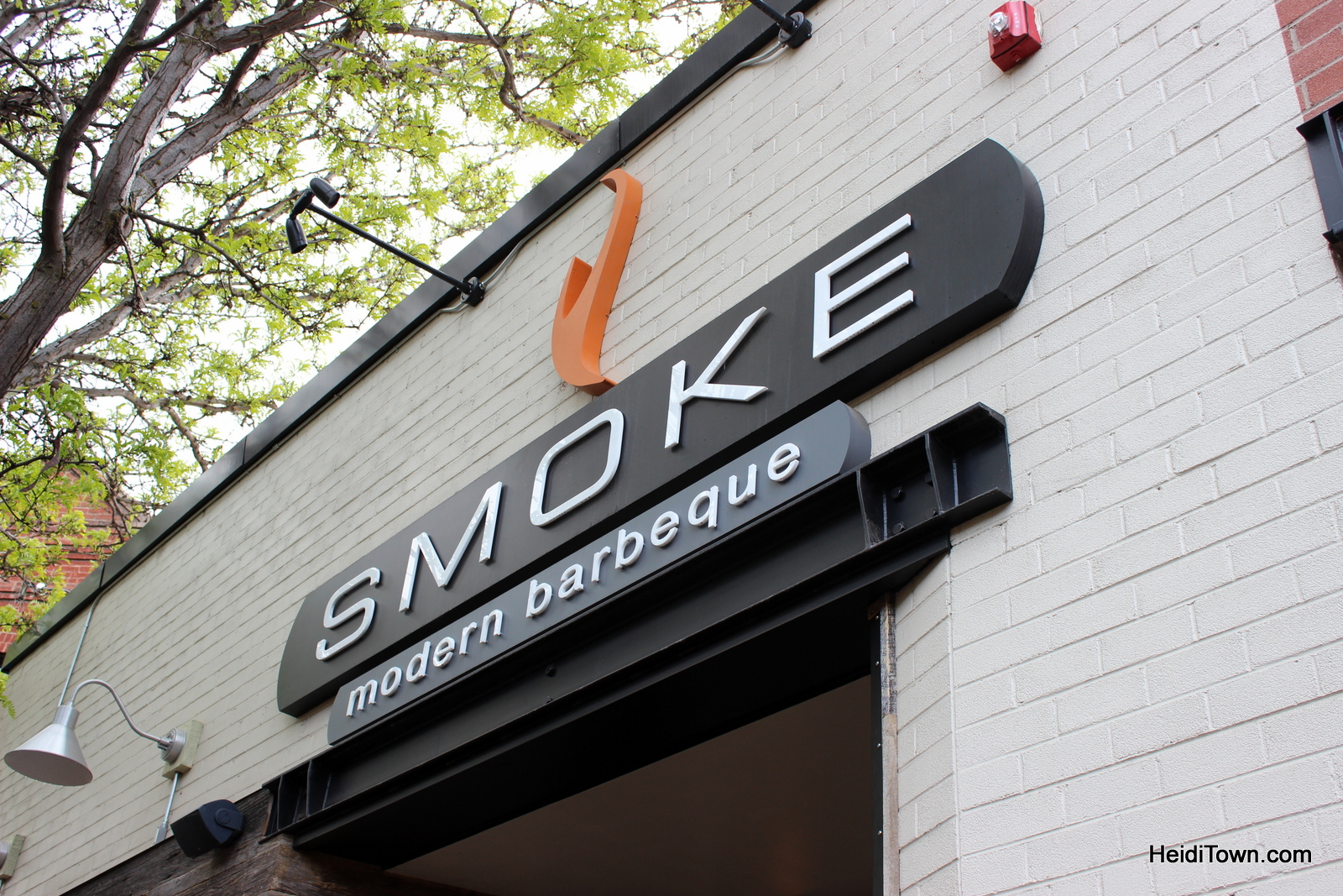 Smoke Modern BBQ in Glenwood Springs, Colorado. HeidiTown.com
