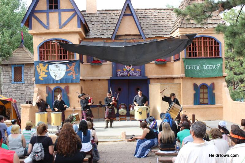 Win 4 tickets to Colorado Renaissance Festival, Celtic Legacy.