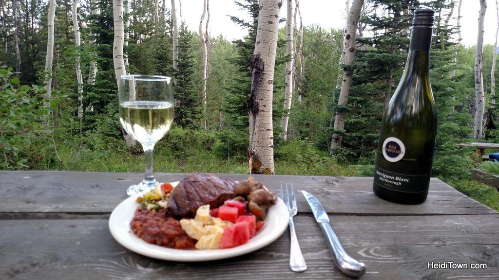 Cook out at Latigo Ranch. Six reason to love Latigo Ranch. HeidiTown.com