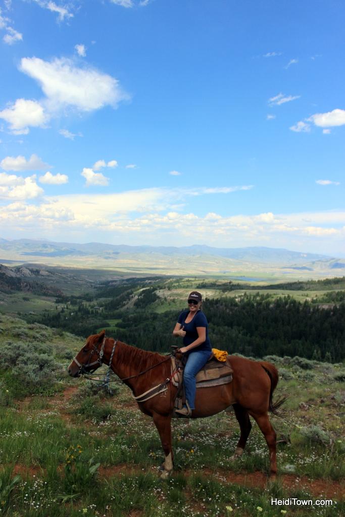Horseback riding at Latigo Ranch. Six reasons to love Latigo Ranch. HeidiTown.com