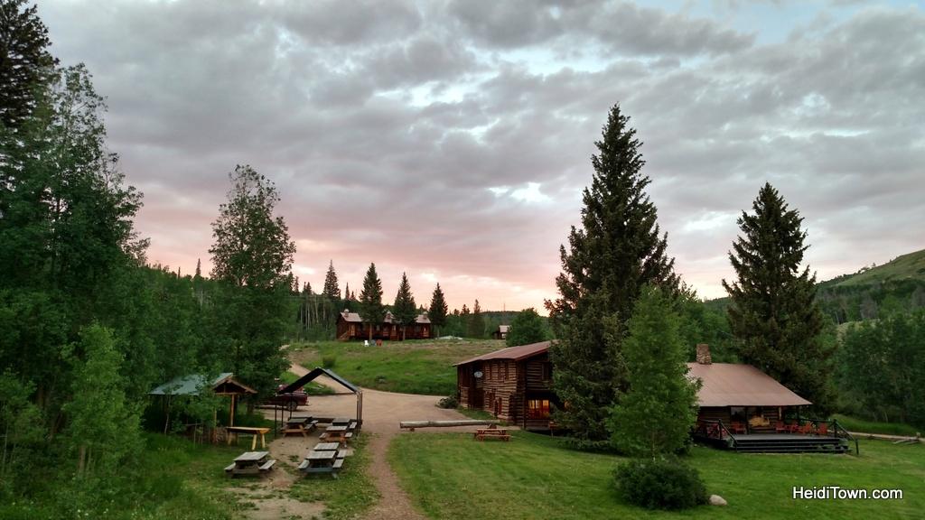 Latigo Ranch, Kremmling, Colorado. Six reasons to love Latigo Ranch. HeidiTown.com