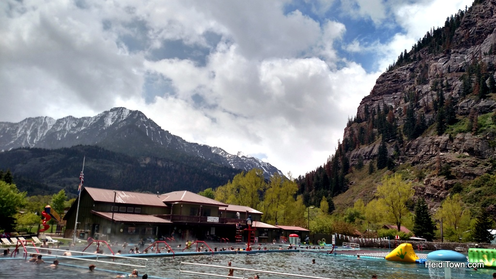 Ouray Hot Springs Pool. Which Colorado hot spring is right for you. HeidiTown.com