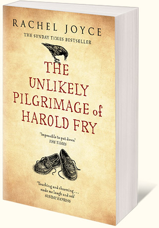 Good road trip books The Unlikely Pilgrimage of Harold Fry