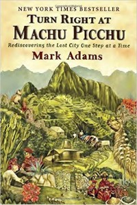 Good road trip books Turn Right at Machu Picchu