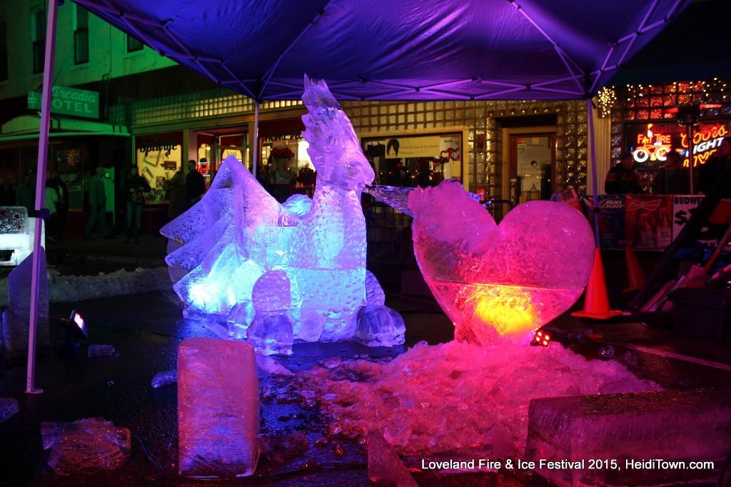 Loveland Fire & Ice Festival 2015. HeidiTown.com  (15)