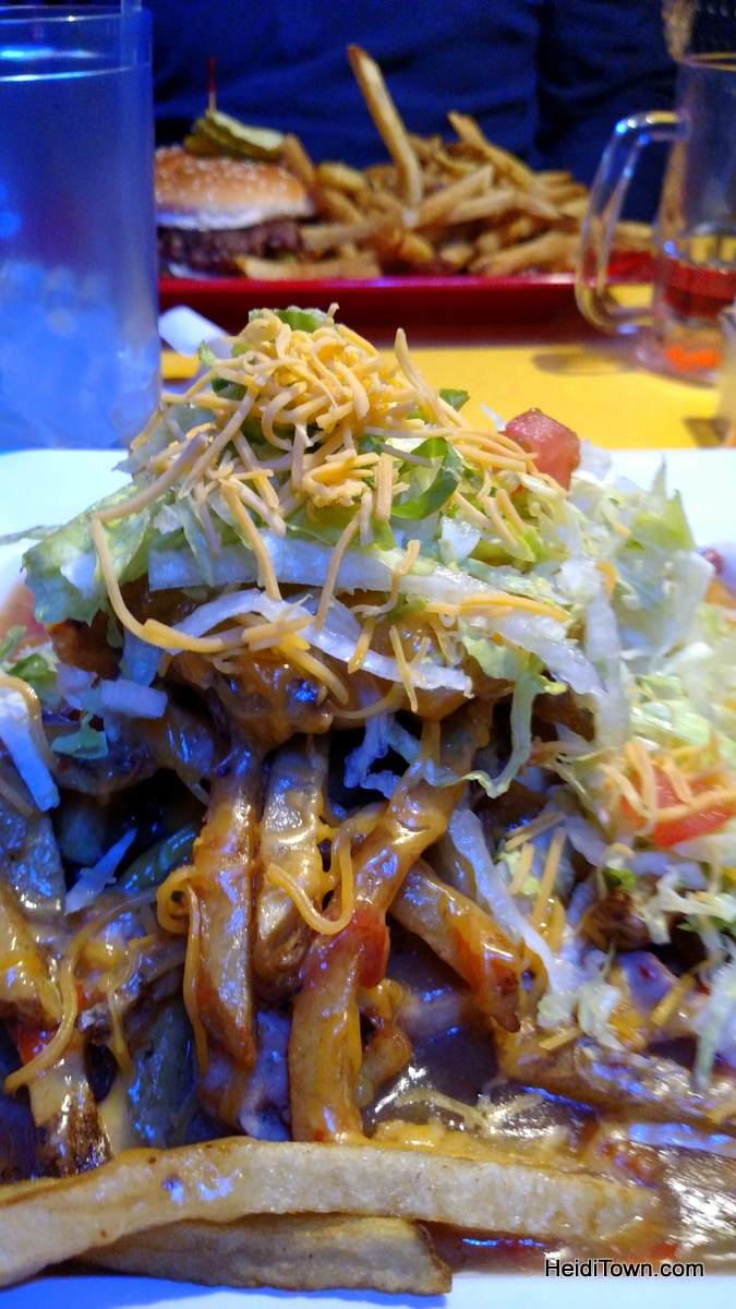 Eating our way through Alamosa. The Rubi Slipper. HeidiTown.com