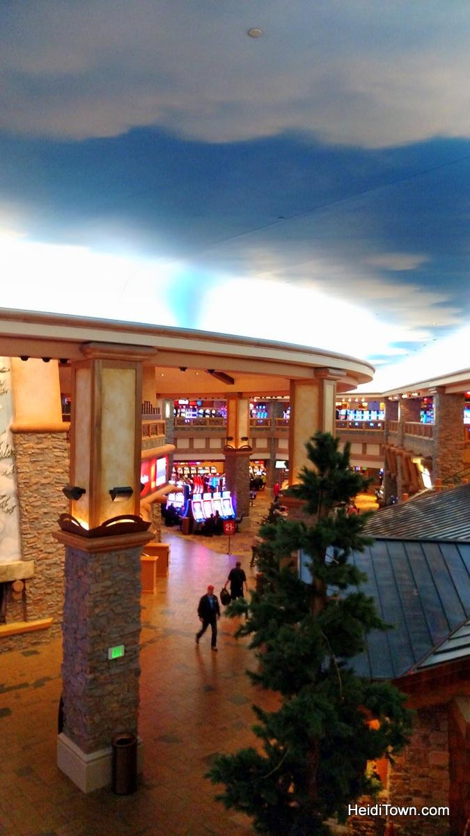 Ameristar Casino Resort casino floor. HeidiTown.com