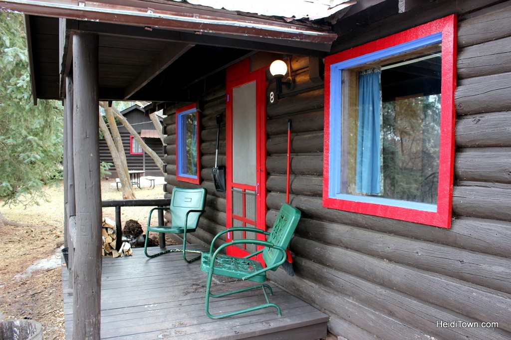 Cabin #8. Experience the Magic of Avalanche Ranch. HeidiTown.com