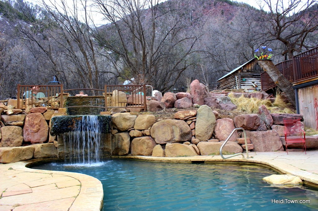 experience the magic of Avalanche Ranch. The hot springs pools. HeidiTown.com