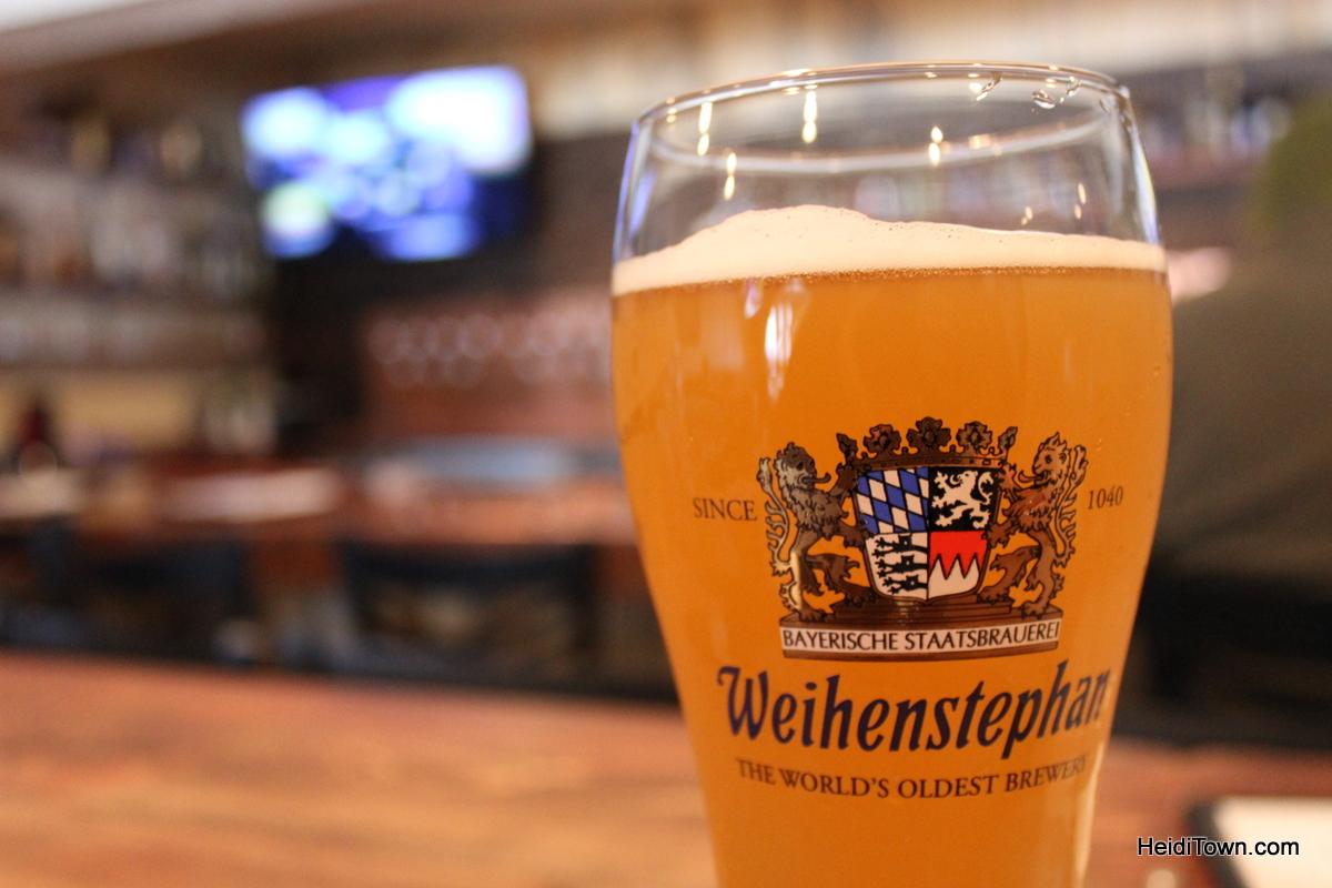 Beers in the Boat Steamboat Springs' exploding beer scene. Steamboat Brau Haus beer. HeidiTown.com