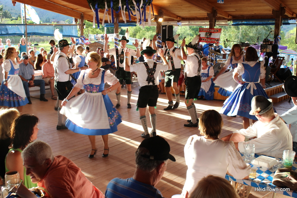 Biergarten Festival 2015. HeidiTown.com