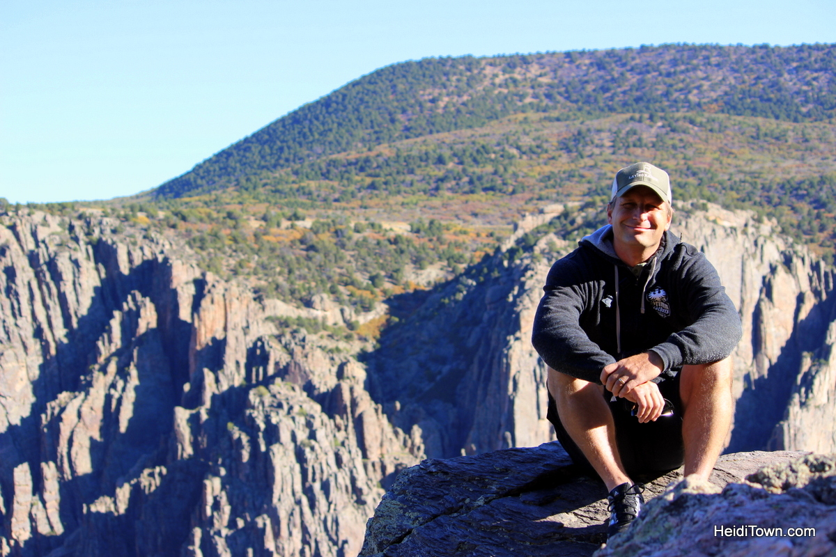 Find Your Park Colorado's National Park. Black Canyon of the Gunnison. HeidiTown.com