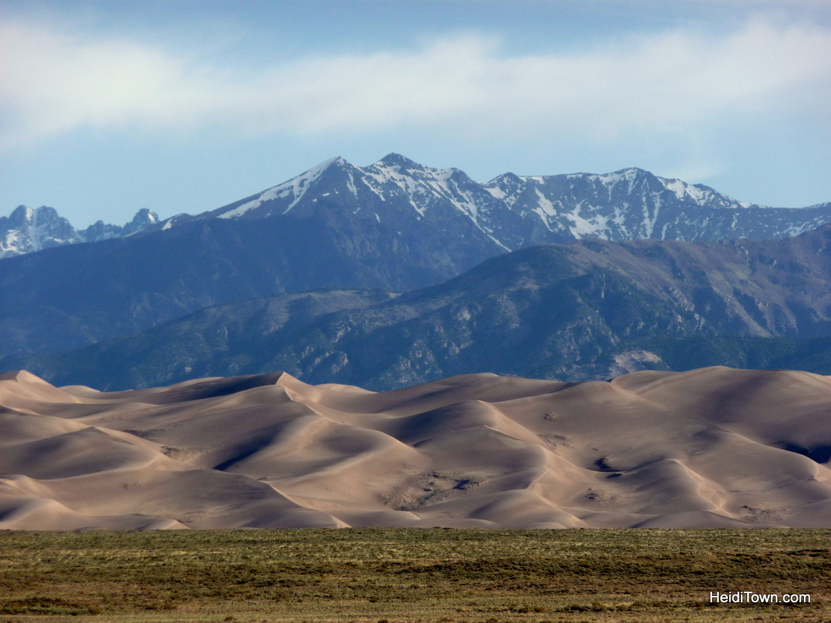 Nine Tips for Backpacking in Great Sand Dunes National ... |Great Sand Dunes National Park