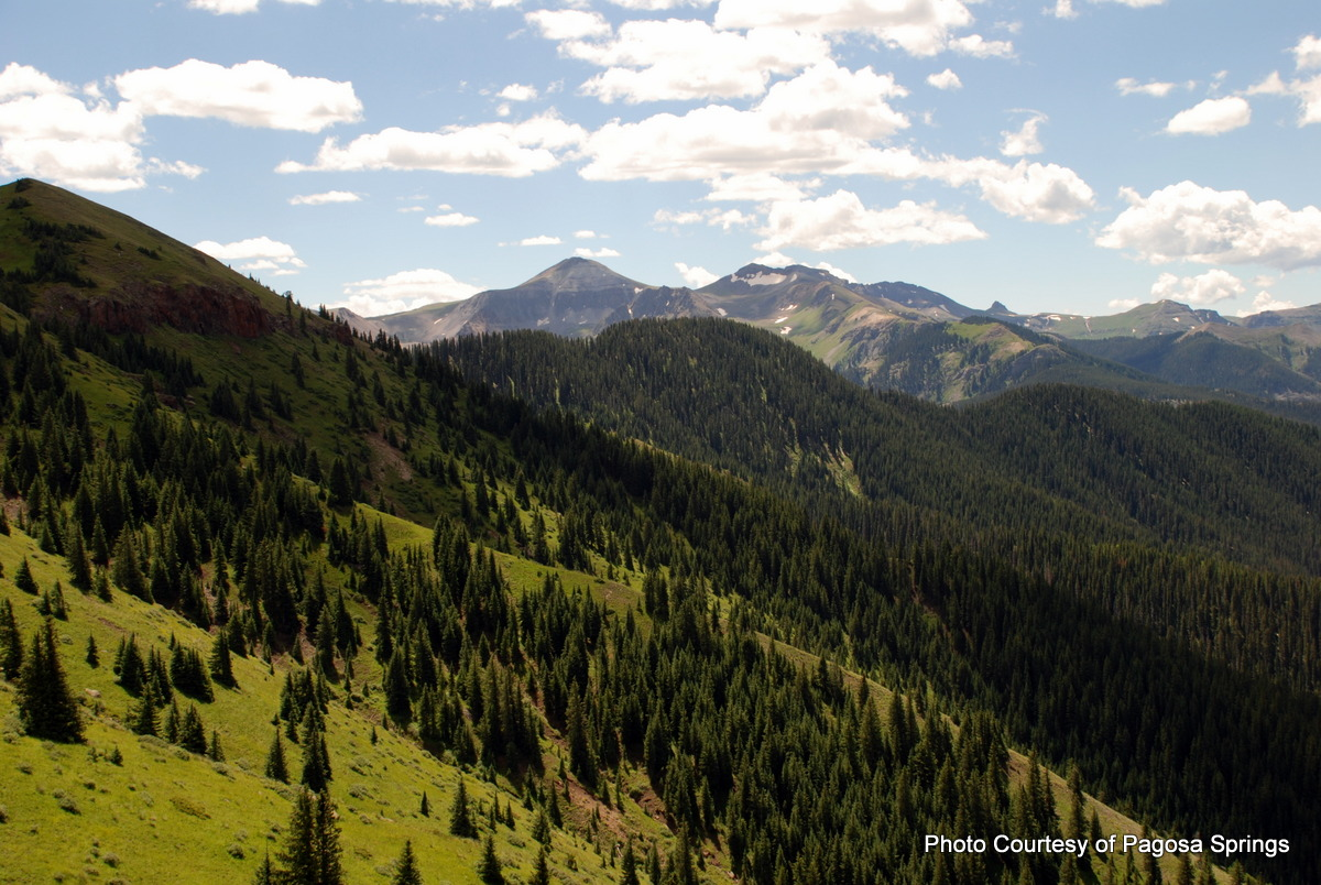 Five Things To Do In Pagosa Springs This Summer. Lobo Overlook. HeidiTown.com