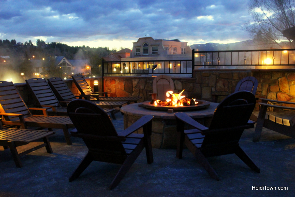 Five things to do in Pagosa Springs this summer. hot springs in the morning. The Springs Resort. HeidiTown.com
