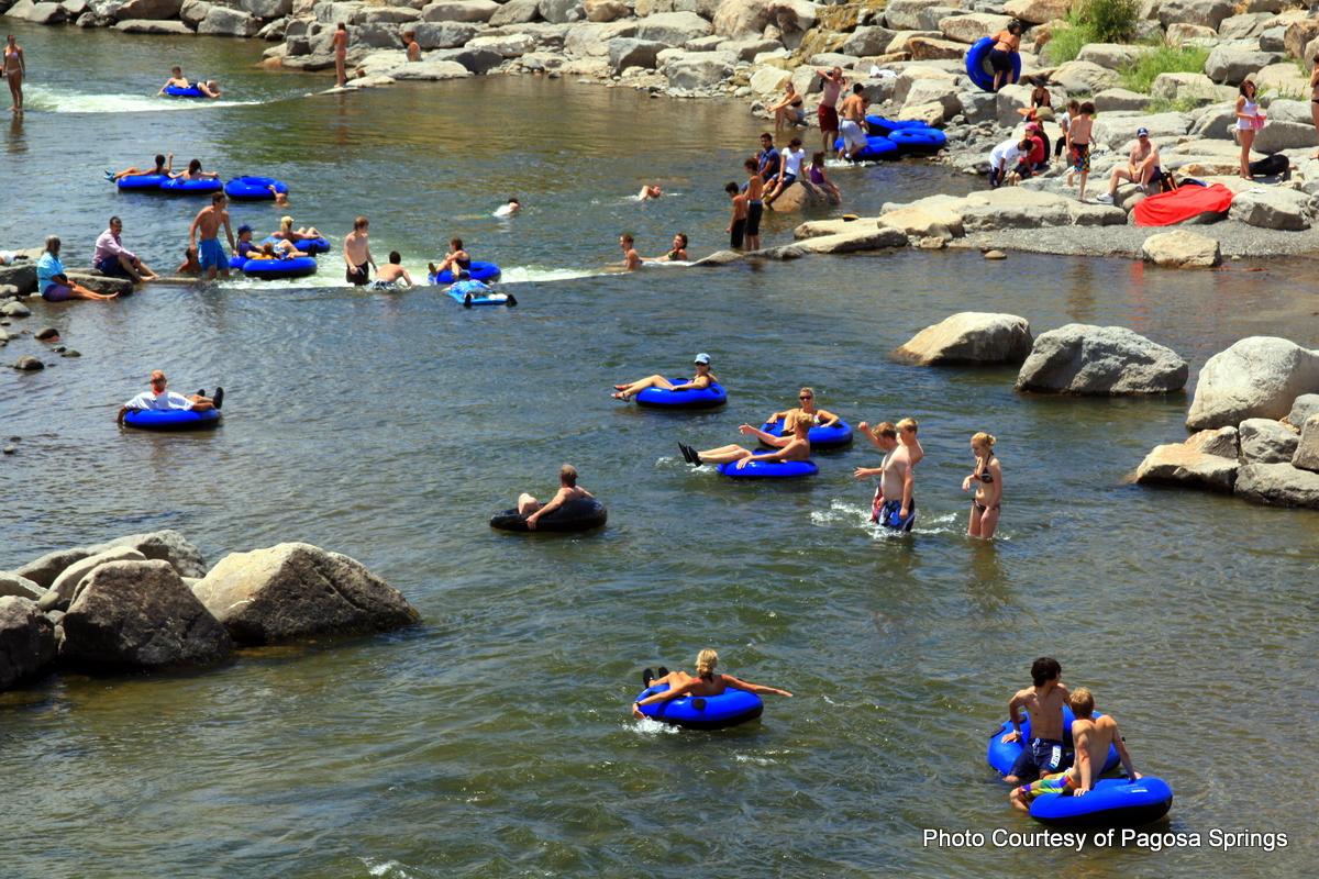 tubing Pagosa Springs