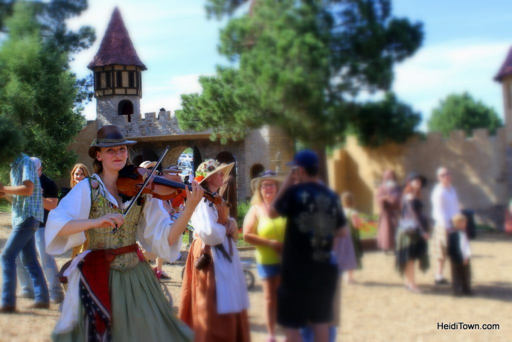 Win tickets to the Colorado Renaissance Festival 2016. HeidiTown.com 1