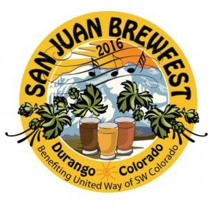 San Juan Brewfest 2016 logo