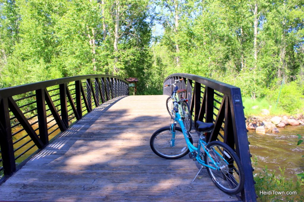 Steamboat Summer Boat List Challenge. Cruise the Yampa River Core Trail. HeidiTown.com