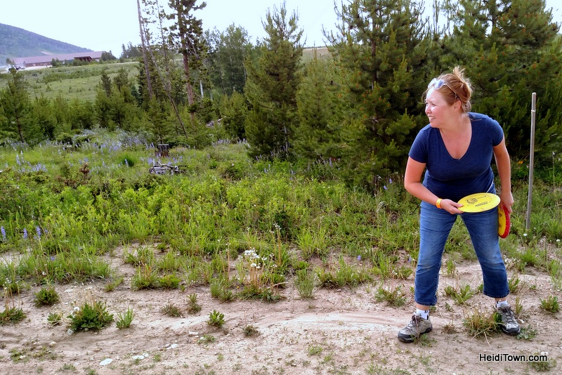 A Snow Mountain Ranch Summer to-do list. Frisbee golf or disc golf. HeidiTown.com