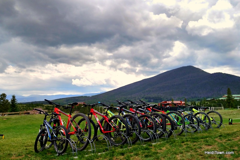 A Snow Mountain Ranch Summer to-do list. biking. HeidiTown.com