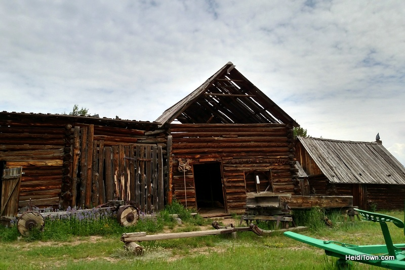 A Snow Mountain Summer to-do list. explore historical sites. HeidiTown.com