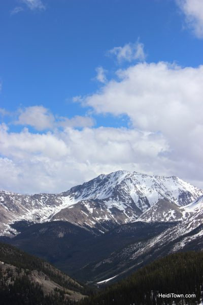 Last minute Colorado summer trip ideas. Independence Pass. HeidiTown.com