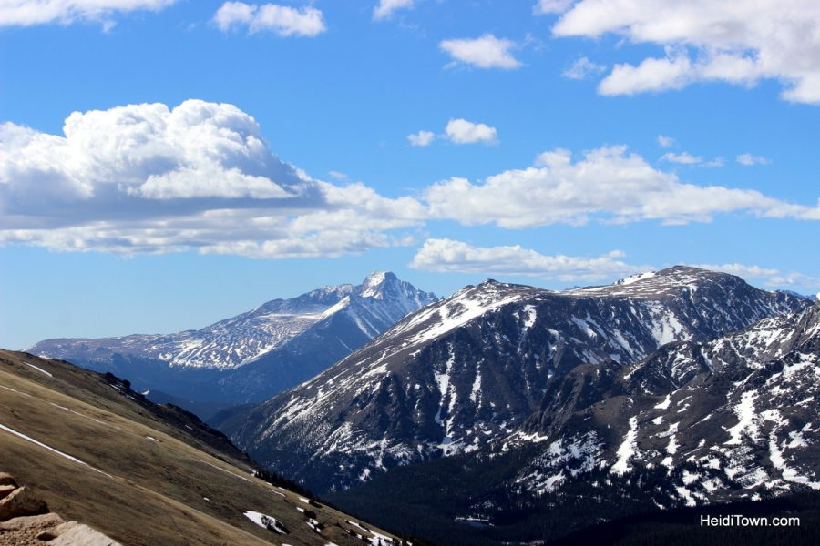 Last minute Colorado summer trip ideas. Trail Ridge Road. HeidiTown.com